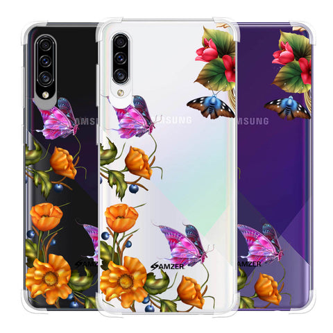 Butterfly Kingdom Soft Flex Tpu Case For Samsung Galaxy A30s