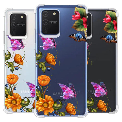 Butterfly Kingdom Soft Flex Tpu Case For Samsung Galaxy S10 Lite