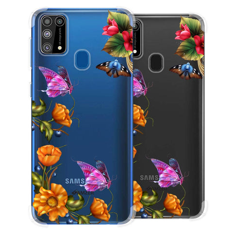 Butterfly Kingdom Soft Flex Tpu Case For Samsung Galaxy M31