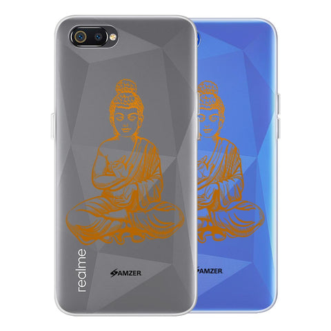 Lord Buddha Soft Flex Tpu Case For Realme C2