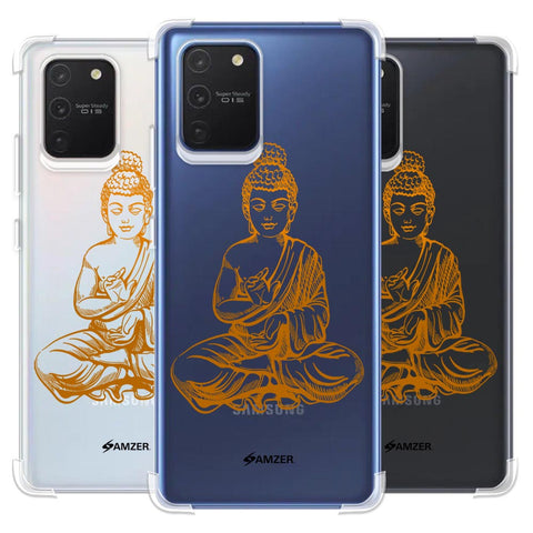 Lord Buddha Soft Flex Tpu Case For Samsung Galaxy S10 Lite