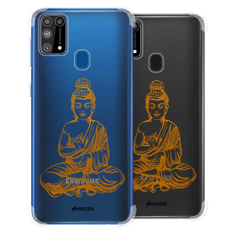 Lord Buddha Soft Flex Tpu Case For Samsung Galaxy M31