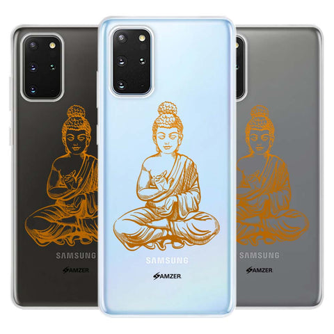 Lord Buddha Soft Flex Tpu Case For Samsung Galaxy S20+