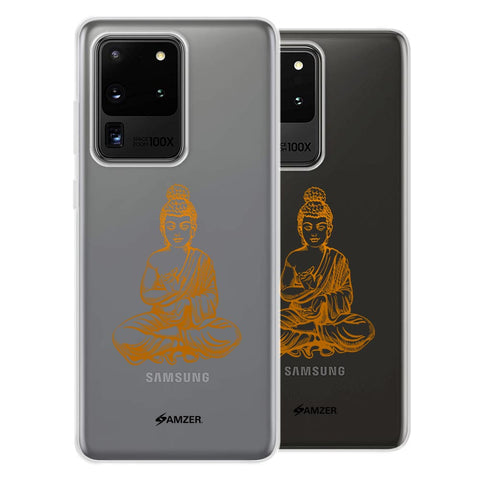 Lord Buddha Soft Flex Tpu Case For Samsung Galaxy S20 Ultra