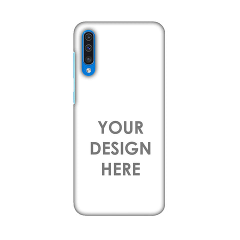 Custom Design It Yourself Slim Hard Shell Case For Samsung Galaxy A50