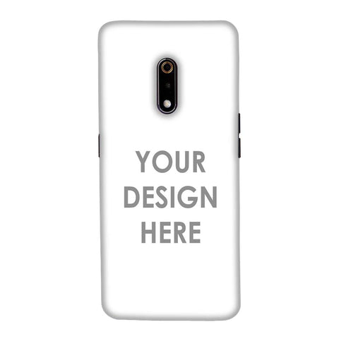 Custom Design It Yourself Slim Hard Shell Case For Realme X