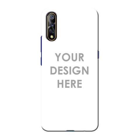 Custom Design It Yourself Slim Hard Shell Case For vivo S1