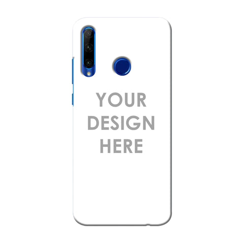 Custom Design It Yourself Slim Hard Shell Case For Honor 10i