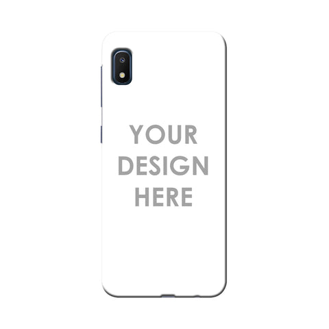 Custom Design It Yourself Slim Hard Shell Case For Samsung Galaxy A10e
