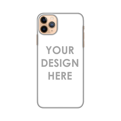 Custom Design It Yourself Slim Hard Shell Case For iPhone 11 Pro