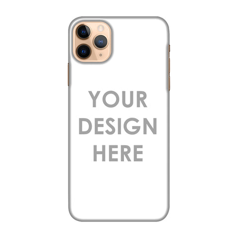 Custom Design It Yourself Slim Hard Shell Case For iPhone 11 Pro Max
