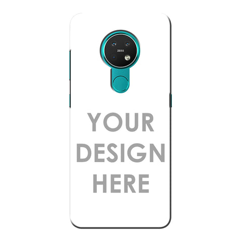 Custom Design It Yourself Slim Hard Shell Case For Nokia 7.2