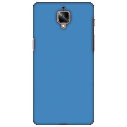 Olympic Blue Slim Hard Shell Case For OnePlus 3-3T - AMZER Print