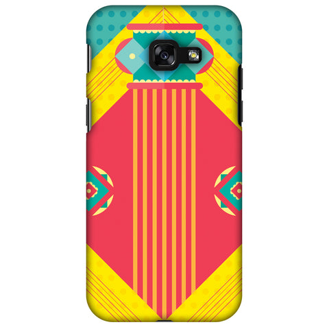 Let There Be Lamp Slim Hard Shell Case For Samsung Galaxy A3 2017 - AMZER Print