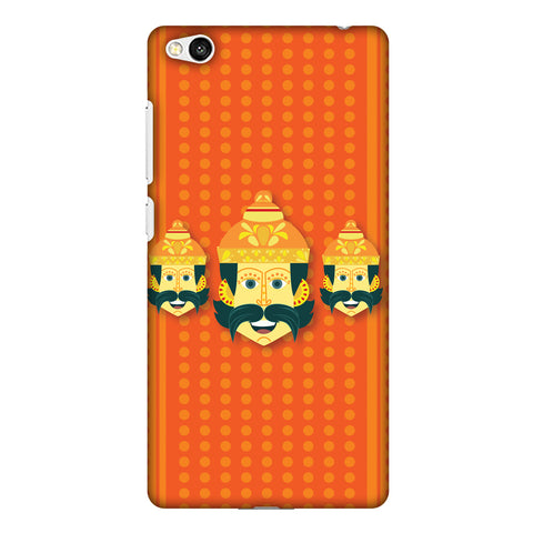 Mighty Ravana 2 Slim Hard Shell Case For Xiaomi Redmi 3