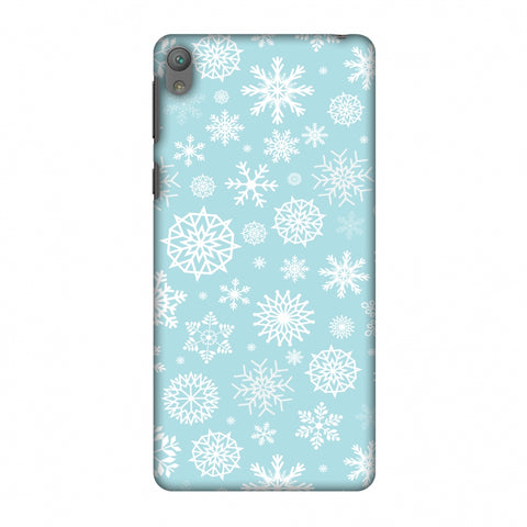 Winter Feels Slim Hard Shell Case For Sony Xperia E5