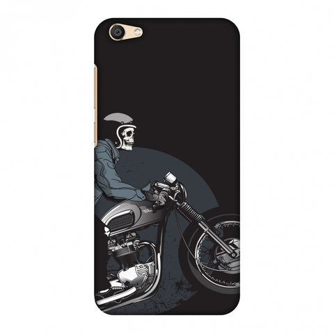 Love For Motorcycles : 2 Slim Hard Shell Case For Vivo X7 Plus