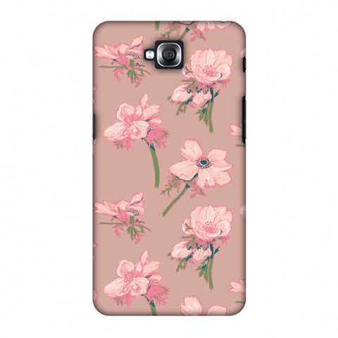 Floral Beauty Slim Hard Shell Case For LG G Pro Lite D686 - AMZER  Print
