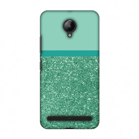 All That Glitters Slim Hard Shell Case For Lenovo C2