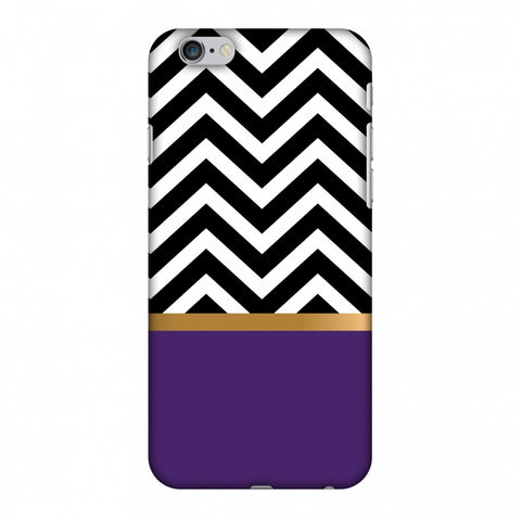 All That Glitters: Chevron II Slim Hard Shell Case For Apple iPhone 6 Plus