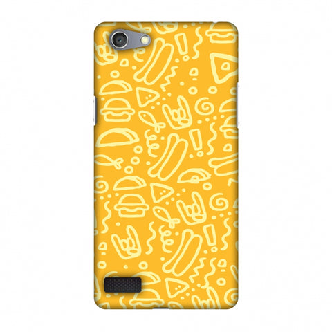 Soul Foods: Junk Slim Hard Shell Case For Oppo Neo 7 - AMZER  Print
