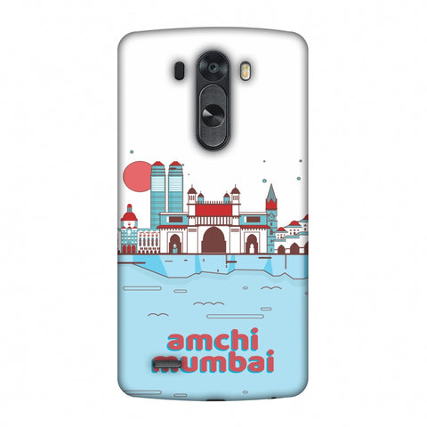 Aamchi Mumbai Slim Hard Shell Case For LG G4