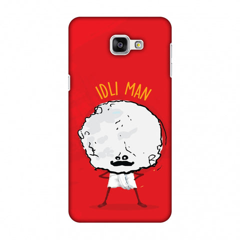 Idli Man Slim Hard Shell Case For Samsung Galaxy A9
