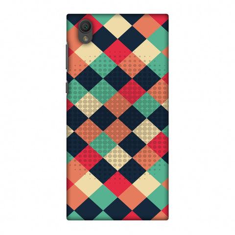 Retro Much? Slim Hard Shell Case For Sony Xperia L1 - AMZER Print