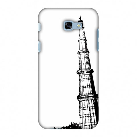 Qutub Minar Slim Hard Shell Case For Samsung Galaxy A5 2017
