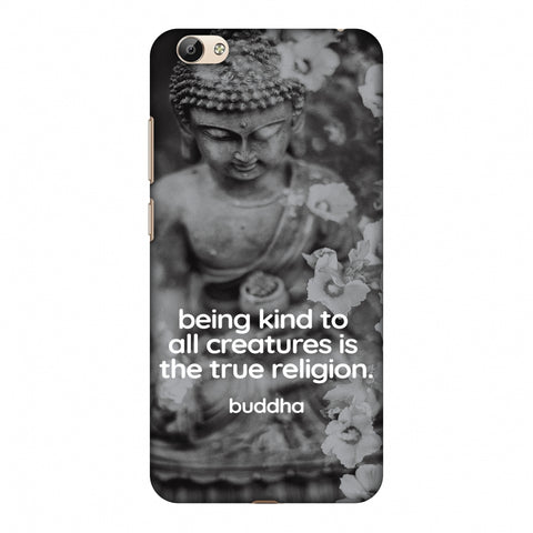 Buddha Quotes 1 Slim Hard Shell Case For Vivo Y66