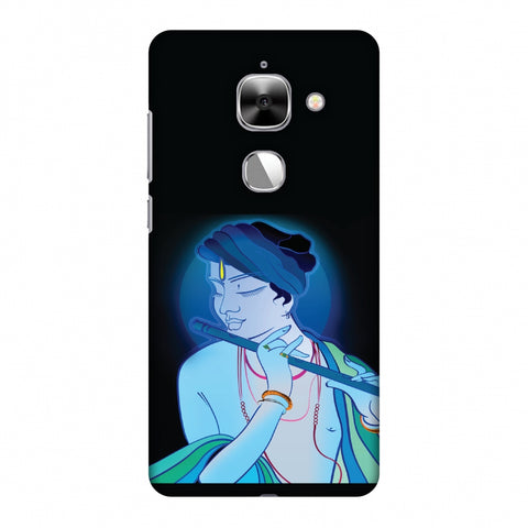 Almighty Krishna 1 Slim Hard Shell Case For LeEco Le Max 2 - AMZER Print
