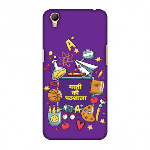Masti Ki Paathshala Slim Hard Shell Case For Oppo A37