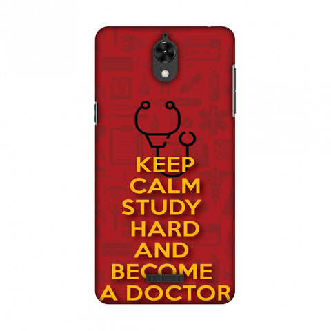 Doctors Quote Slim Hard Shell Case For Coolpad Mega 25D