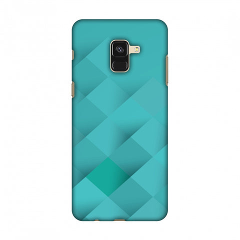 Intersections 6 Slim Hard Shell Case For Samsung Galaxy A8 2018