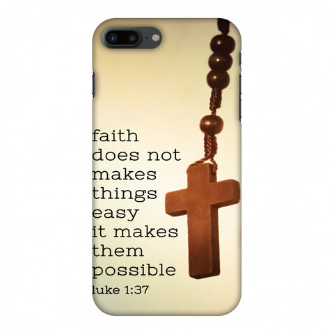 Bible Wisdom 1 Slim Hard Shell Case For Apple iPhone 8 Plus - AMZER  Print