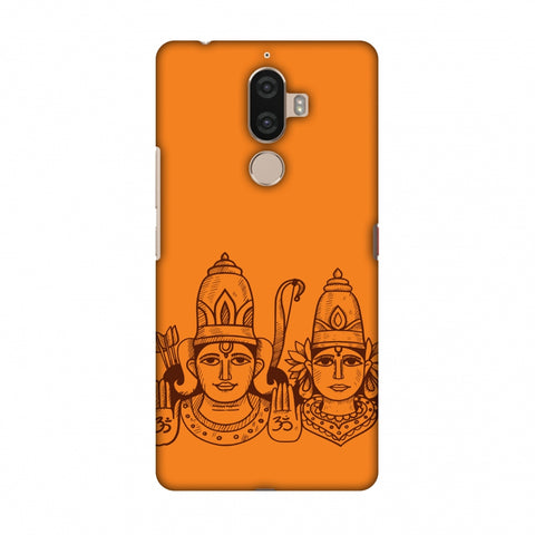 Almighty Ram 4 Slim Hard Shell Case For Lenovo K8 Note