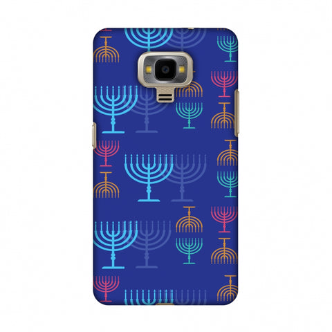 Hanukkah Pattern 2 Slim Hard Shell Case For Samsung Z4