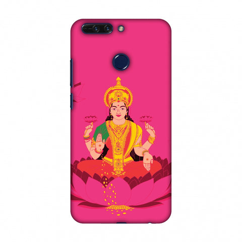 Almighty Laxmi Slim Hard Shell Case For Huawei Honor 8 Pro