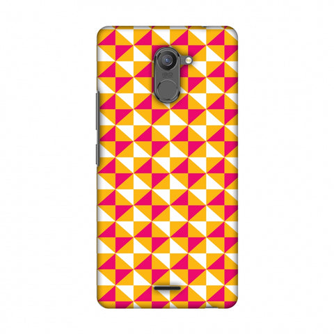 Hexamaze 3 Slim Hard Shell Case For Infinix Hot 4 Pro
