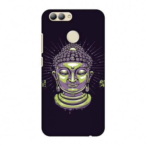 Almighty Buddha Slim Hard Shell Case For Huawei Nova 2