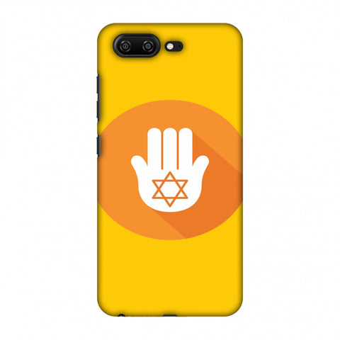 Hanukkah 3 Slim Hard Shell Case For Gionee S10