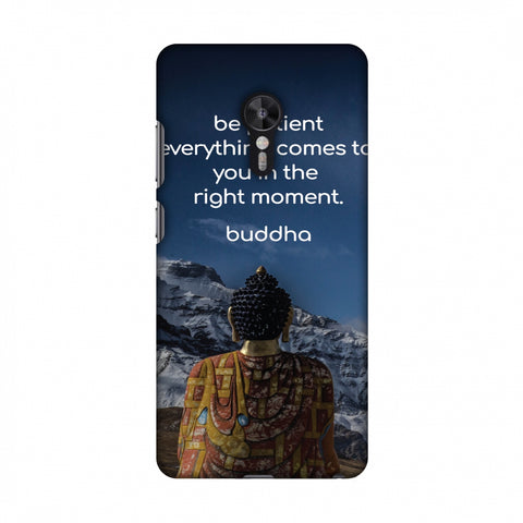 Buddha Quotes 6 Slim Hard Shell Case For Lenovo Zuk Z2 Pro