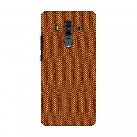 Autumn Maple Texture Slim Hard Shell Case For Huawei Mate 10 Pro