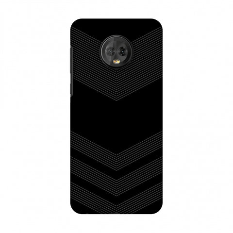 Carbon Fibre Redux 2 Slim Hard Shell Case For Motorola Moto G6