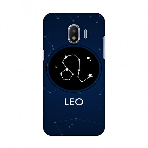 Stars Leo Slim Hard Shell Case For Samsung Galaxy J2 2018