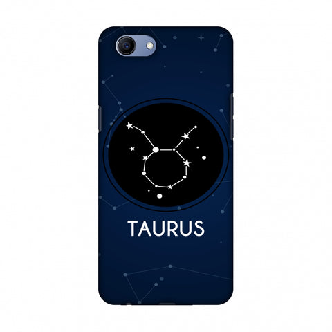 Stars Taurus Slim Hard Shell Case For Oppo RealMe 1