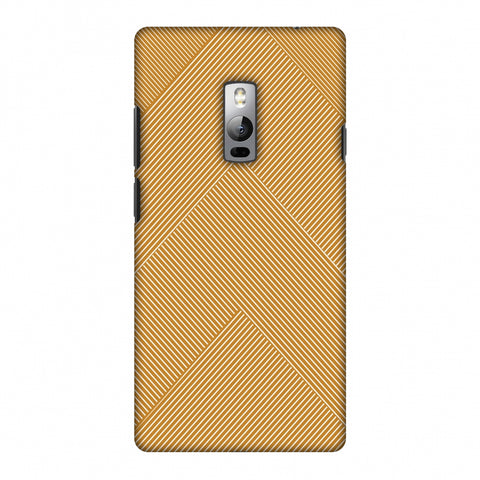Carbon Fibre Redux Desert SAnd 4 Slim Hard Shell Case For OnePlus 2