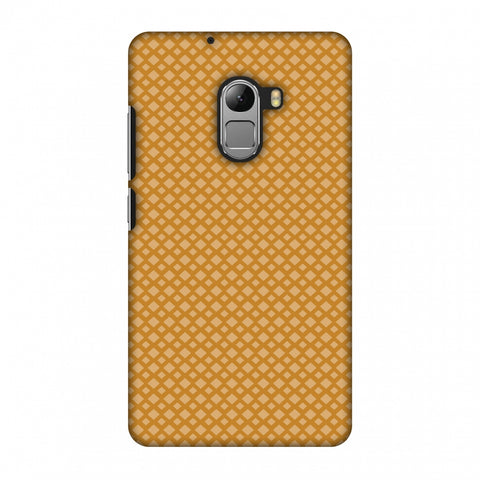 Carbon Fibre Redux Desert SAnd 7 Slim Hard Shell Case For Lenovo Vibe K4 Note