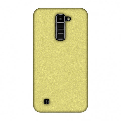 Carbon Fibre Redux Desert SAnd 13 Slim Hard Shell Case For LG K10