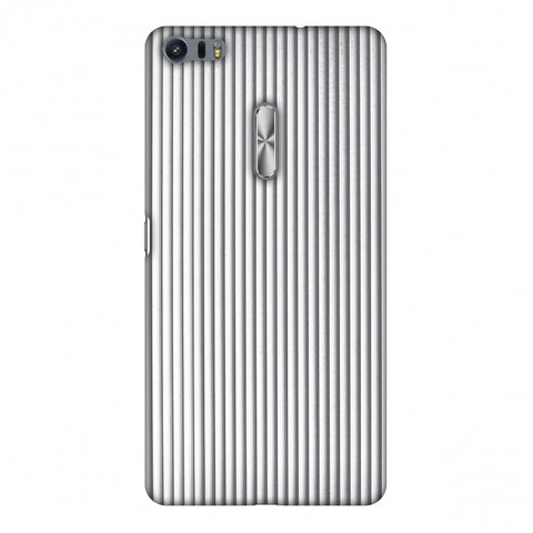 Carbon Fibre Redux Stone Gray 15 Slim Hard Shell Case For Asus ZenFone 3 Ultra ZU680KL